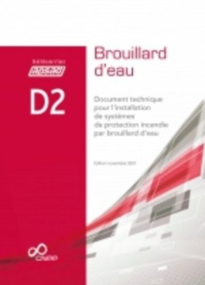 D2 - Brouillard d'eau - cnpp - 9782355051364 -