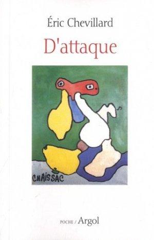 D'attaque - Editions Argol - 9782370690197 -