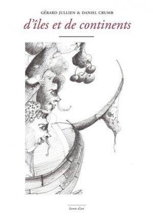 D'îles et de continents - Editions Marguerite Waknine - 9791094565629 -