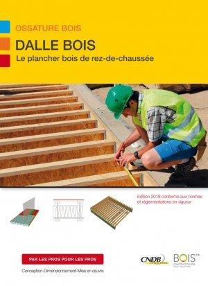 Dalle bois - bois pe - 9782955640524 -