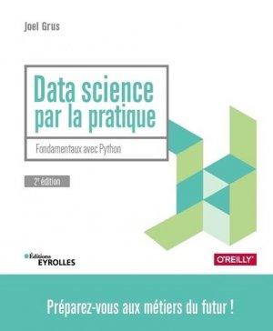 Data Science par la pratique - Eyrolles - 9782212679076 -