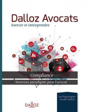 Dalloz avocats, exercer et entreprendre - dalloz - 9782247204861 -