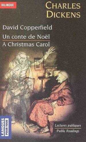 David Copperfield : Un Conte de Noël - pocket - 9782266160377 -