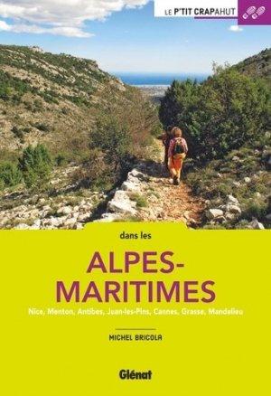 Dans les Alpes-Maritimes - glenat - 9782344027769 -