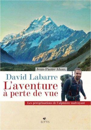 David Labarre - Elytis - 9782356393012 -