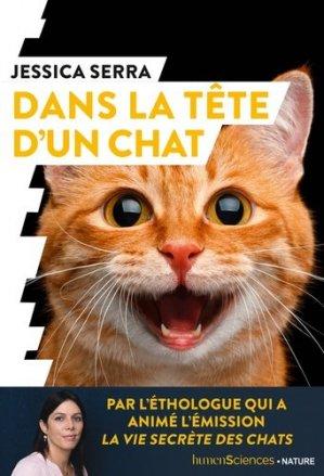 Dans la tête d'un chat - humensciences - 9782379311703 -