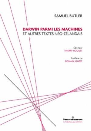 Darwin parmi les machines - hermann - 9782705689605 -