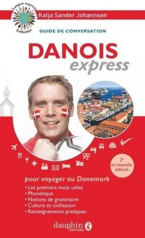 Danois express - dauphin - 9782716317245 -