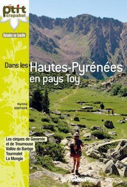 Dans les Hautes-Pyrénées en pays Toy - glenat - 9782723467179 -