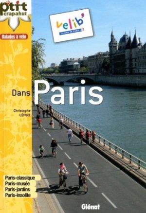 Dans Paris - glenat - 9782723467193 -