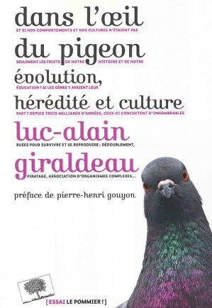 Dans l'oeil du pigeon - le pommier - 9782746511095 -