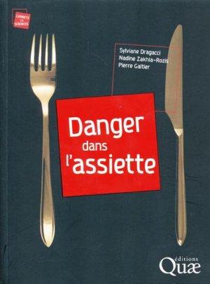 Danger dans l'assiette - quae  - 9782759209439 -