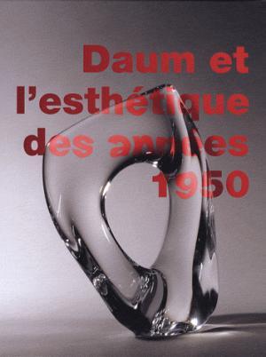 Daum et l'esthétique des années 1950 - fage - 9782849751206 -