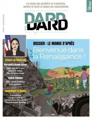 Dard/Dard n°3 - editions de l'attribut - 9782916002767 -