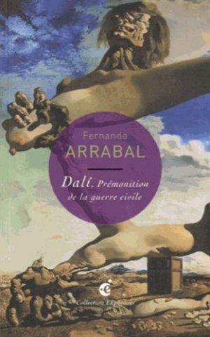Dali, prémonition de la guerre civile - Editions Invenit - 9782918698401 -