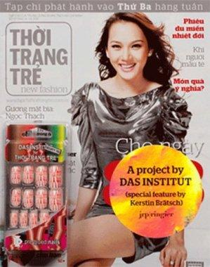 Das Institut. Thoi Trang Tre - JRP Ringier - 9783037642177 -