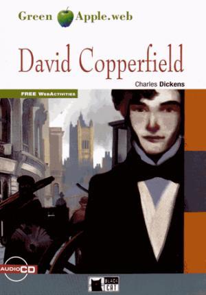 David Copperfield - black cat - cideb - 9788853013248 -