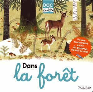 Dans la forêt - tourbillon - 9791027602131 -