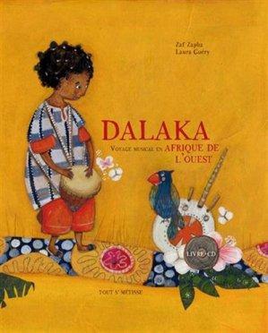 Dalaka - lacaza musique - 9791094193013 -