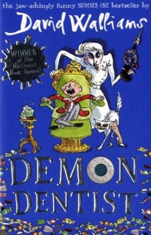 Demon Dentist - harpercollins - 9780007453580 -