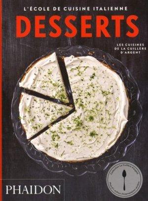 Desserts - phaidon - 9780714870731 -