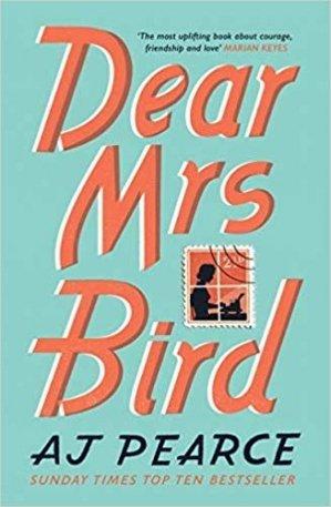 Dear Mrs Bird - macmillan - 9781509853922 -