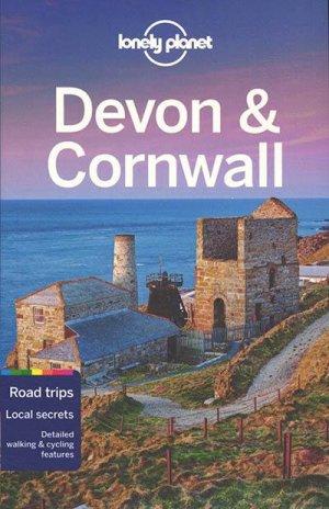 Devon & Cornwall 5ed -anglais- - Lonely Planet - 9781787018549 -