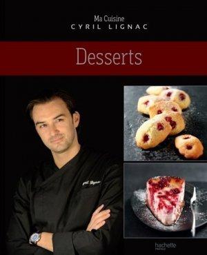 Desserts - Hachette - 9782012304215 -
