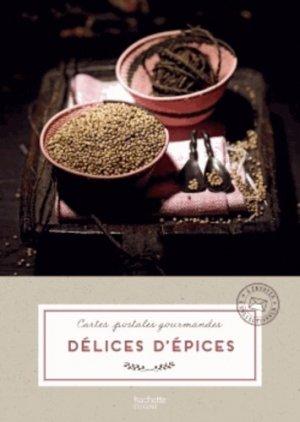 Délices d'épices - Hachette - 9782012384880 -