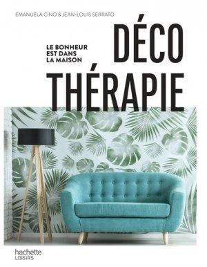 Déco thérapie - hachette  - 9782013967976