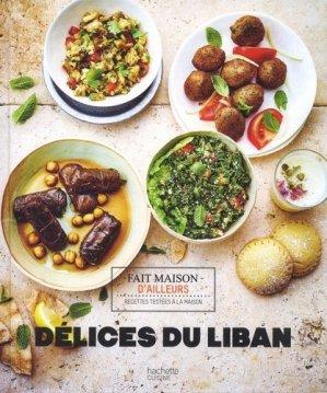 Délices du Liban - Hachette - 9782017042693 -