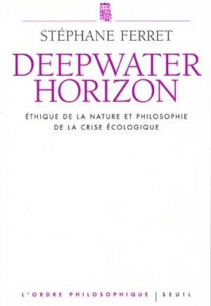 Deepwater horizon - du seuil - 9782021038668 -