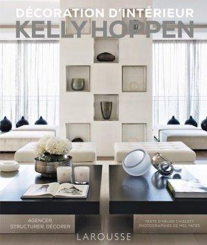 Décoration d'intérieur Kelly Hoppen - larousse - 9782035916983 -