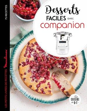 Desserts faciles avec Companion - dessain et tolra - 9782035970138 -