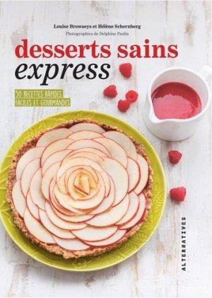 Desserts sains express - gallimard editions - 9782072842290 -