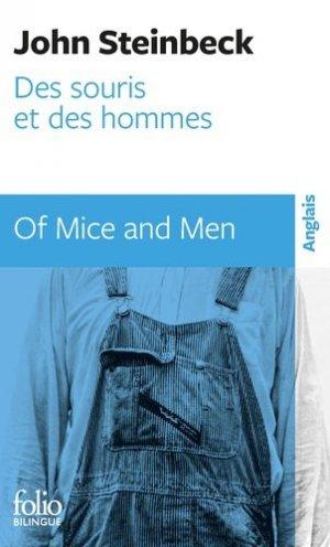 Des souris et des hommes - gallimard - 9782072872723 -