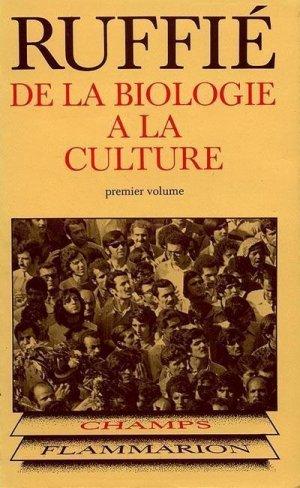 De la biologie à la culture 1 - flammarion - 9782080811288 -