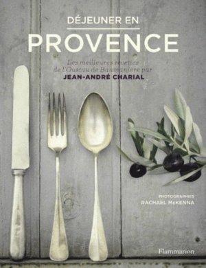 Déjeuner en Provence - Flammarion - 9782081280618 -
