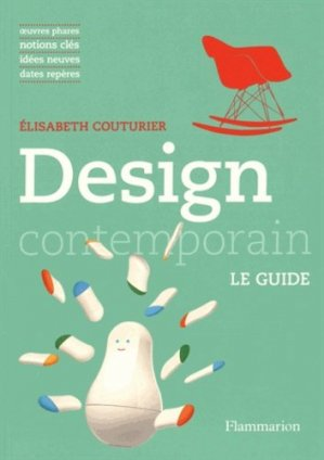 Design contemporain - flammarion - 9782081358386 -