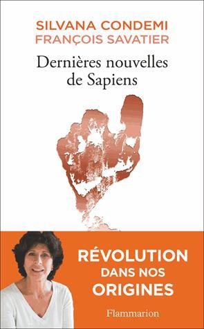 Dernières nouvelles de sapiens - flammarion - 9782081427129 -