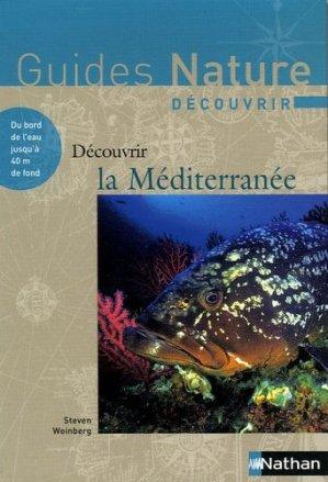 Découvrir la Méditerranée - Nathan - 9782092781128 -
