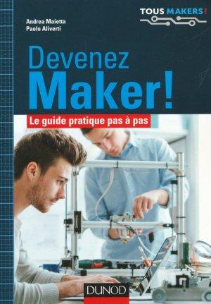 Devenez Maker!-dunod-9782100762934