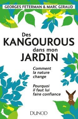 Des kangourous dans mon jardin - dunod - 9782100773282 -