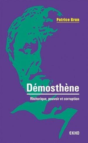 Démosthène - Dunod - 9782100820153 -