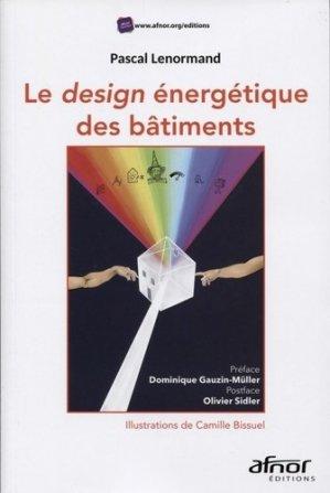 design energetique des batiments - afnor - 9782124656592 - majbook ème édition, majbook 1ère édition, livre ecn major, livre ecn, fiche ecn