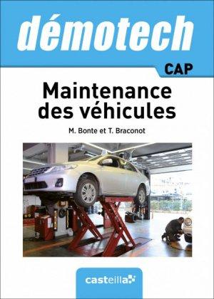 Maintenance des véhicules - casteilla - 9782206100197 -