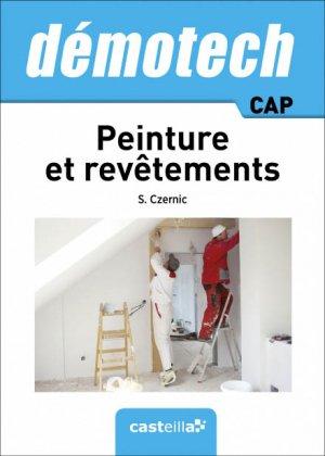 Peinture et Revètements - casteilla - 9782206100203 -