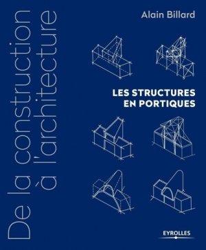 De la construction à l'architecture - Tome 2 - eyrolles - 9782212135862 -