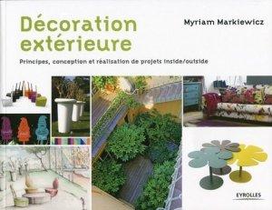 Décoration extérieure - eyrolles - 9782212137972 -