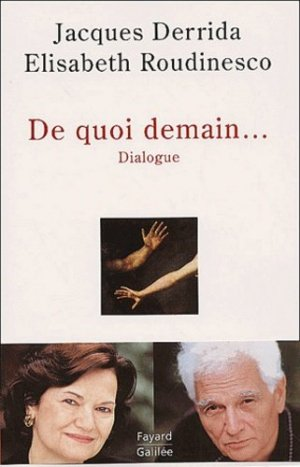 De quoi demain... - Fayard - 9782213607078 -